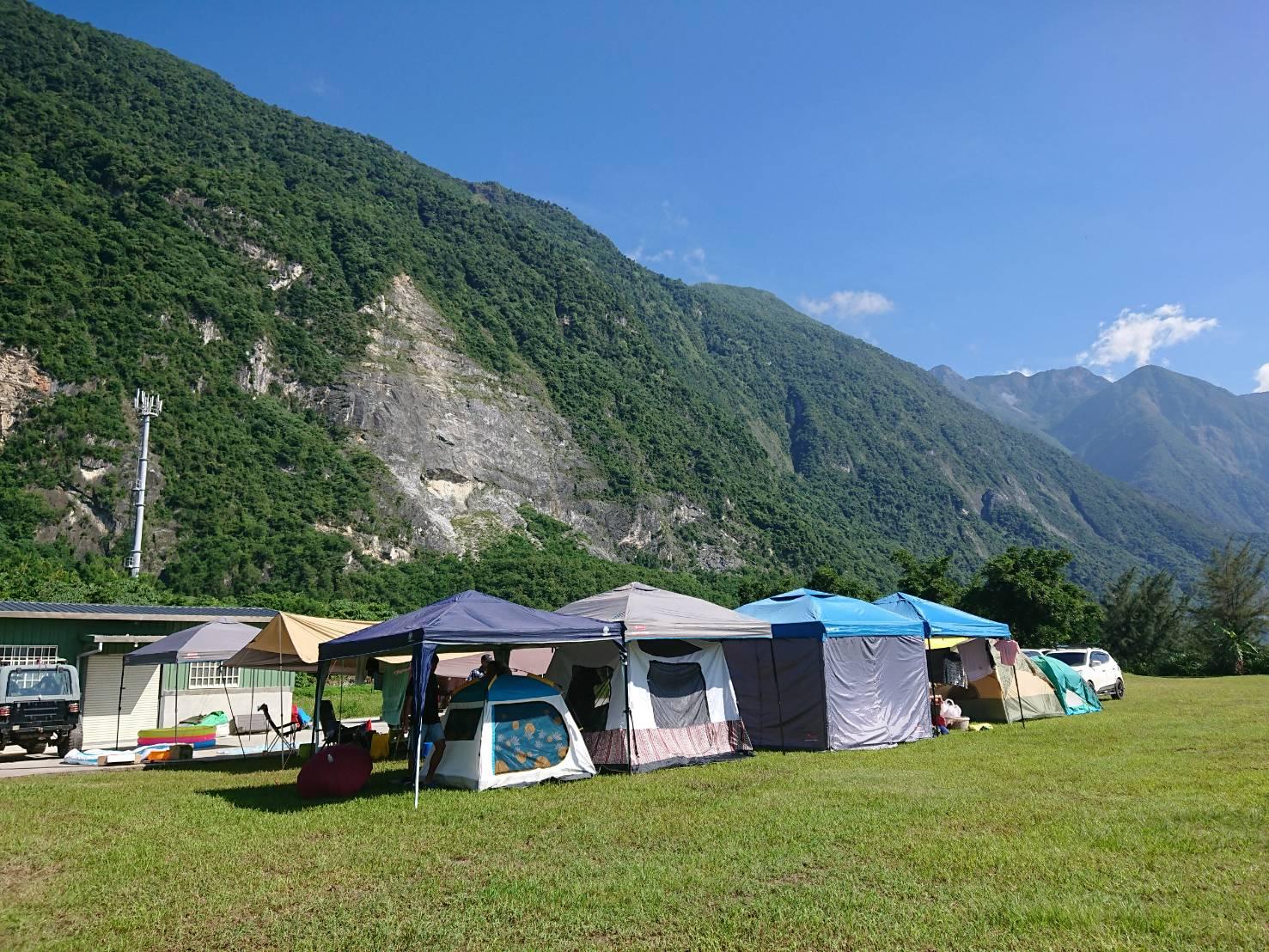 山海傳奇露營地